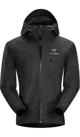 Arc'teryx Mens Alpha SL Jacket Black