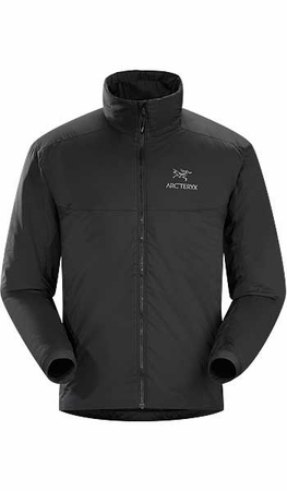 Arc'teryx Mens Atom AR Jacket Black