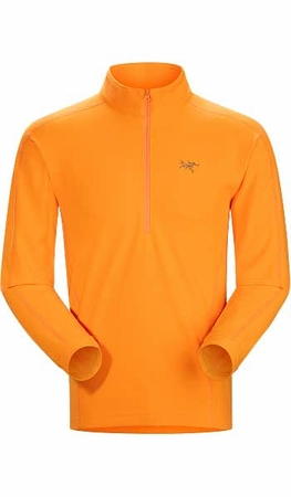 Arc'teryx Mens Delta LT Zip Blaze (Close Out)