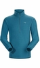 Arc'teryx Mens Delta LT Zip Legion Blue (Close Out)
