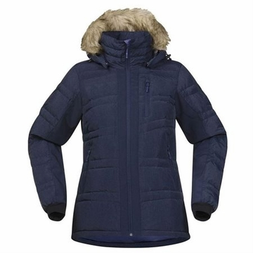 Bergans Womens Bodo Down Coat Navy
