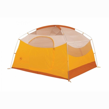 Big Agnes Big House 4 Tent Orange