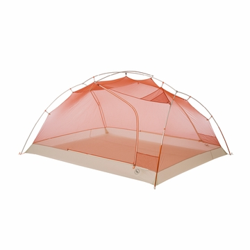 Big Agnes Copper Spur 3 Platinum Orange Tent