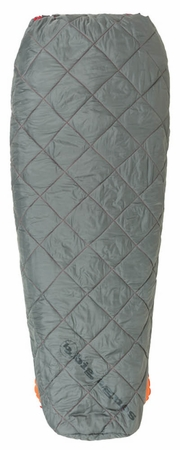 Big Agnes Cross Mountain 45 Long Right Sleeping Bag (close out)