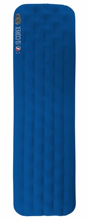 Big Agnes Q Core Deluxe 25x78 Wide Long Sleeping Pad