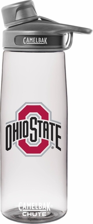 Camelbak Chute Ohio State Buckeyes Clear .75L