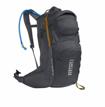 CamelBak Fourteener 24 100 oz Charcoal/Rust Orange