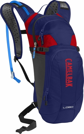 CamelBak Lobo 100 oz Pitch Blue/Racing Red