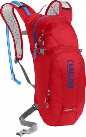 CamelBak Lobo 100 oz Racing Red/Pitch Blue