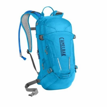 CamelBak M.U.L.E. 100 oz Atomic Blue/Pitch Blue