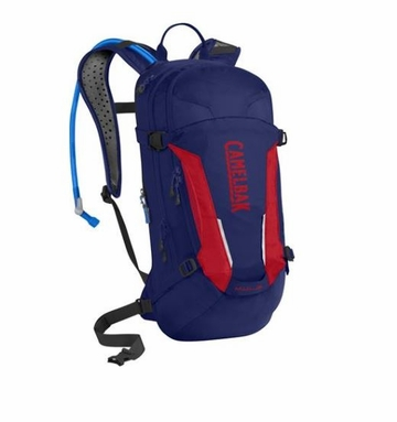 CamelBak M.U.L.E. 100 oz Pitch Blue/Racing Red (Close Out)