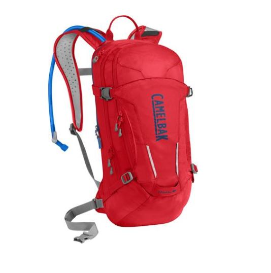 Racing Red//Pitch Blue Camelbak Lobo Hydration Pack with 3L Bladder