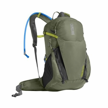 CamelBak Rim Runner 22 85 oz Lichen Green/Dark Citron (Close Out)
