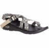 Chaco Womens Z/2 Classic Trine Black and White