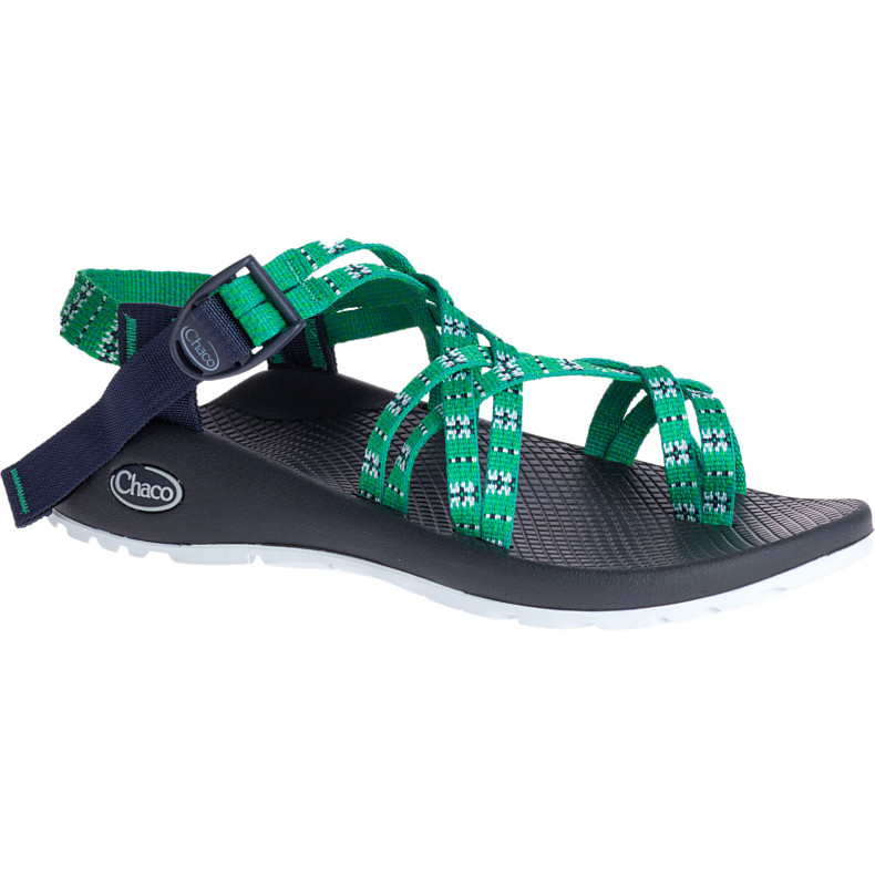 7304eee20e4c Chaco Womens ZX2 Classic Eclipse Green