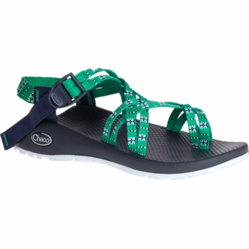 Chaco Womens ZX2 Classic Eclipse Green