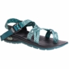 Chaco Womens Z Volv X2 Festoon Teal