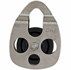 "CMI Cable-Able 2 3/8"" Stainless Steel Sides Bearing Pulley"
