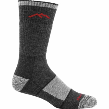 Darn Tough Hiker Boot Sock Full Cushion Black