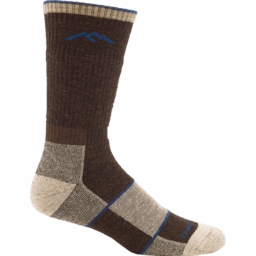 Darn Tough Hiker Boot Sock Full Cushion Chocolate
