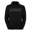 Denison Jansport 1/4 Zip Sweatshirt Black