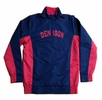 Denison Champion 1/4 Zip Windbreaker Navy/ Red
