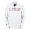 Denison Jansport 1/4 Zip Sweatshirt White XL