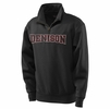 Denison Jansport 1/4 Zip Sweatshirt Charcoal
