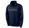 Denison Jansport 1/4 Zip Sweatshirt Navy