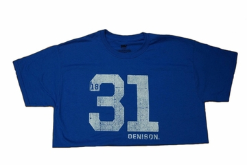 Denison MV 1831 Tee Blue