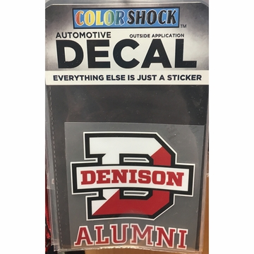 Denison Alumni Decal