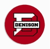 Denison Big Red Button w/ Pin
