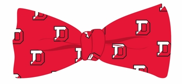 Denison Bowtie Red