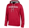 Denison Champion Athletic Fleece Hoodie Scarlet