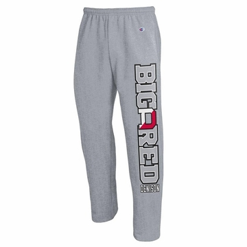 Denison Champion Big Red Sweatpants Heather Grey