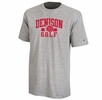 Denison Champion Sports Tee Golf Heather Grey