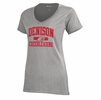 Denison Champion Sports V Cheerleading Heather Grey
