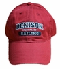 Denison Legacy Classic Sailing Hat Red