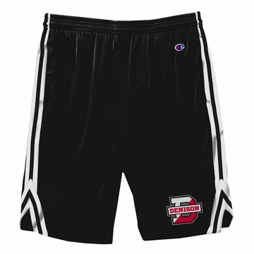Denison Champion D Attack Black Shorts