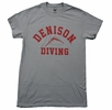 Denison MV Diving TShirt Storm