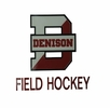 Denison Field Hockey Car Decal