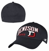 Denison Champion Garment Washed Stretch Fit Cap Black
