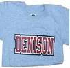 Denison Youth Classic Shirt Grey