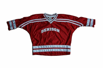 Denison Youth Jersey Red