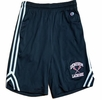 Denison Champion Lacrosse Black Attack Short Black