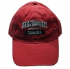 Denison Legacy Classic Tennis Hat Red