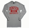 Denison MV Long Sleeve 1831 T Grey
