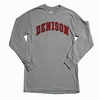 Denison MV Long Sleeve T Grey