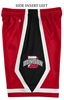 Denison Champion Mens Break Away Short Scarlet/ Black