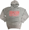 Denison MV Classic Fleece Hoodie Gray